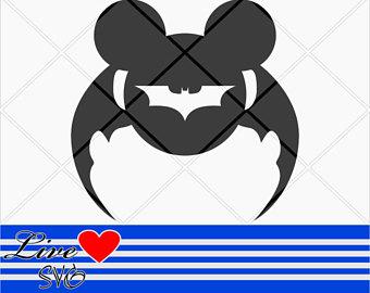 Batman clipart ear #11