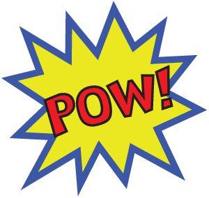 Boom clipart superhero logo Roy Lichtenstein Search Google best