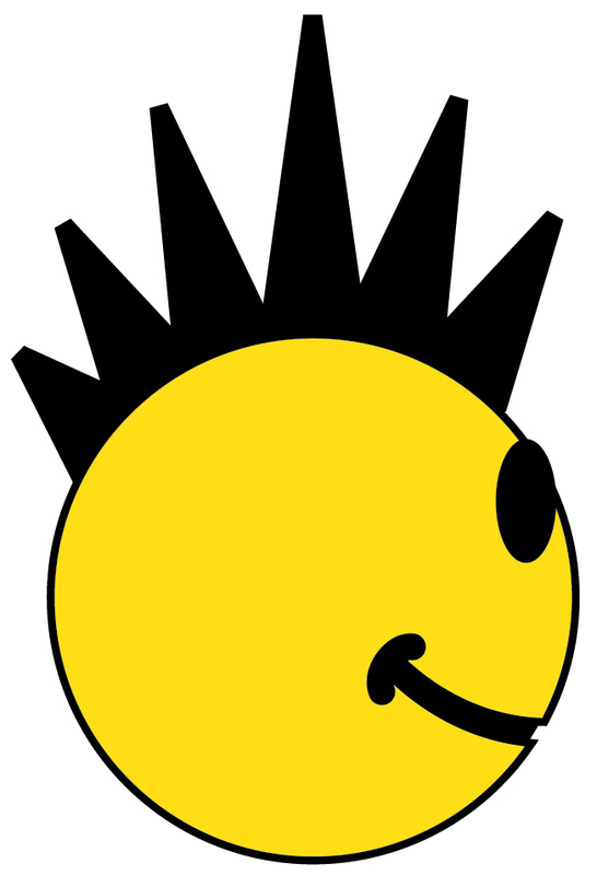 Batman clipart smiley face #11