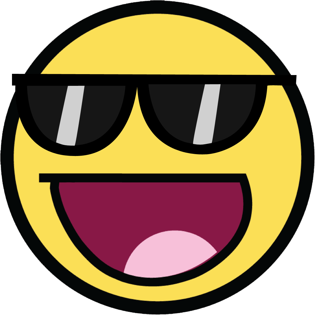 Batman clipart smiley face #15