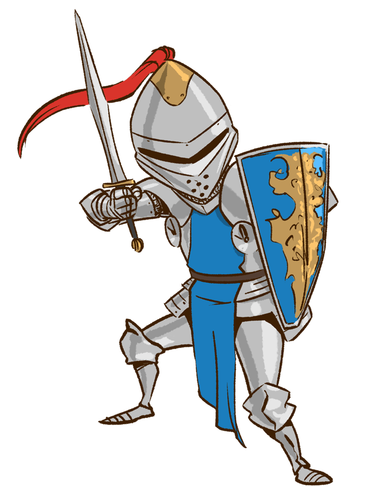 Knight clipart Images Free Panda Clipart Battle