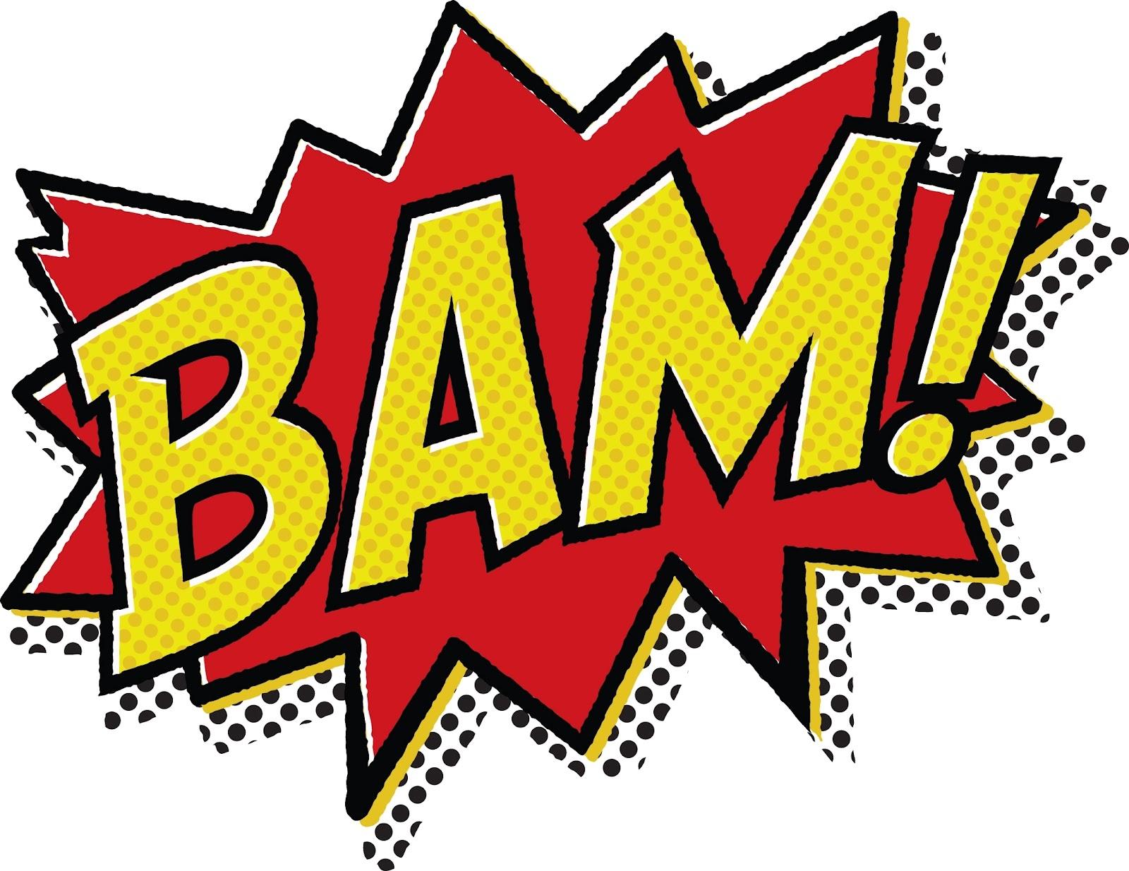 Battle clipart Battle Batman Bam Clipart cliparts