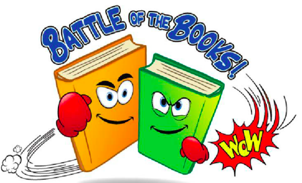 Battle clipart battle the book Boro Erma Elementary Book battle