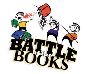 Battle clipart battle the book Books shelf the Books the
