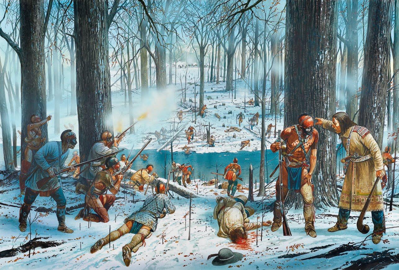 Battle clipart fallen timbers Wabash 2013 1791 February tomahawk: