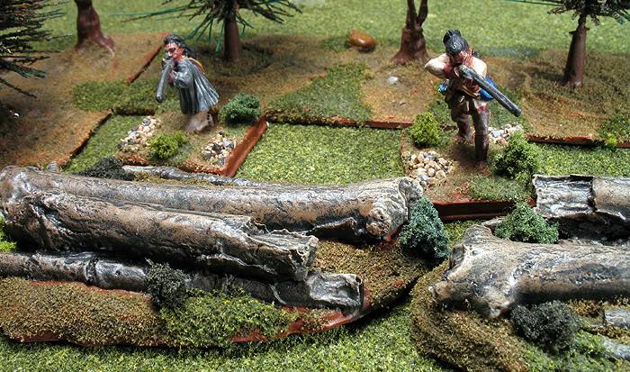 Battle clipart fallen timbers CHRISTIAN IndianPalisade & FallenTimbers CATECHESIS