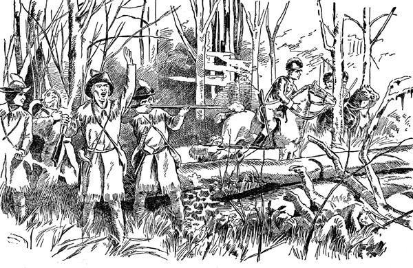 Battle clipart fallen timbers Battle Battle 1794 of 2