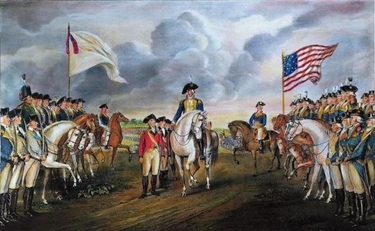 Battle clipart yorktown surrender #5
