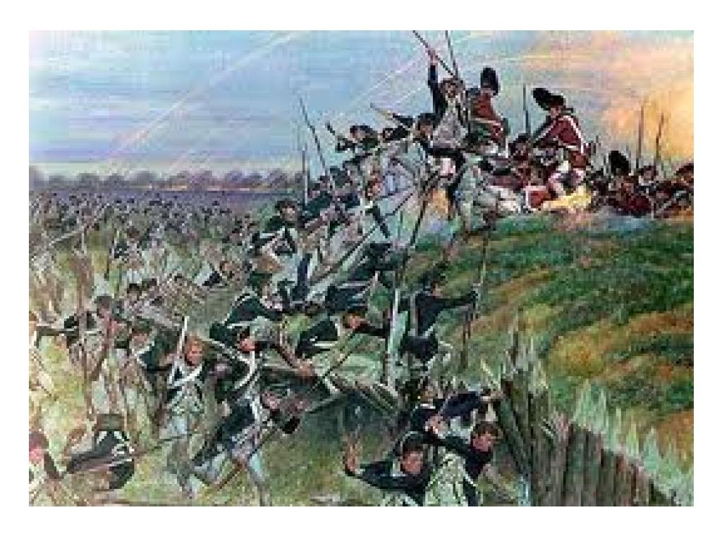Battle clipart yorktown surrender #3