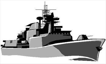 Battleship clipart Clipart Naval clipart Naval Naval