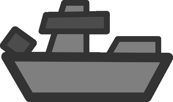 Battleship clipart Art Download com Clip Clker