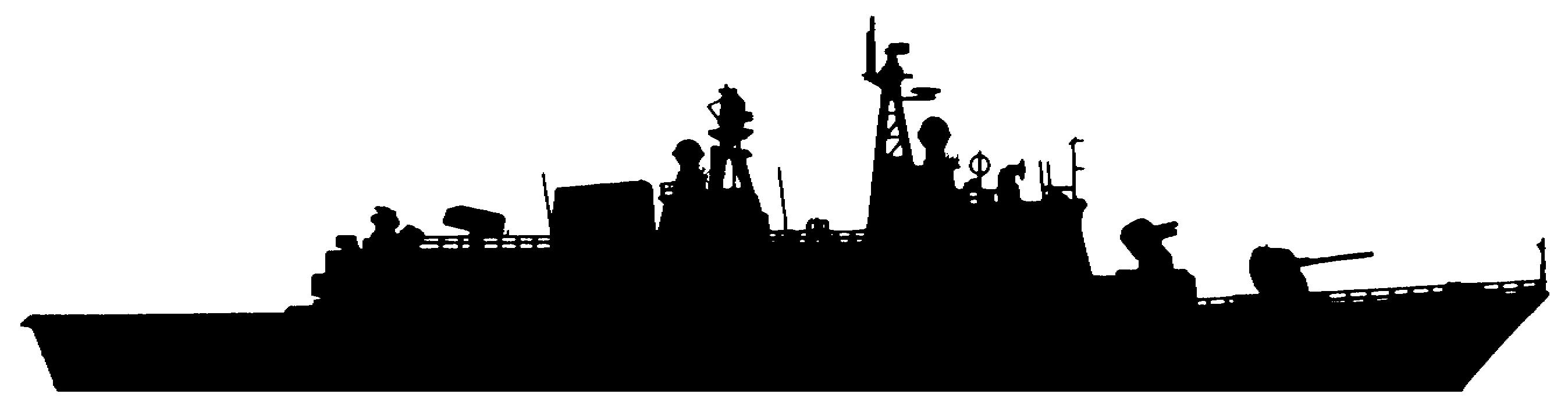 Ship clipart battleship #2
