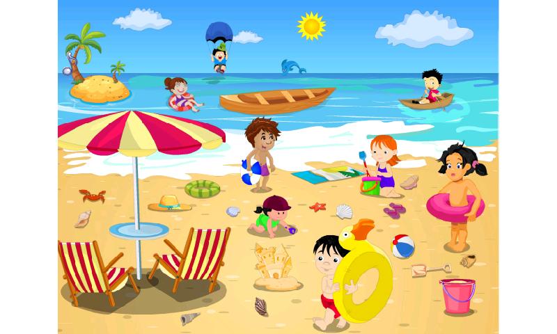 Beach clipart Art clipart clip Beach image