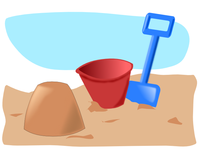 Fun clipart happy employee Summer Clipart Fun Sand Free