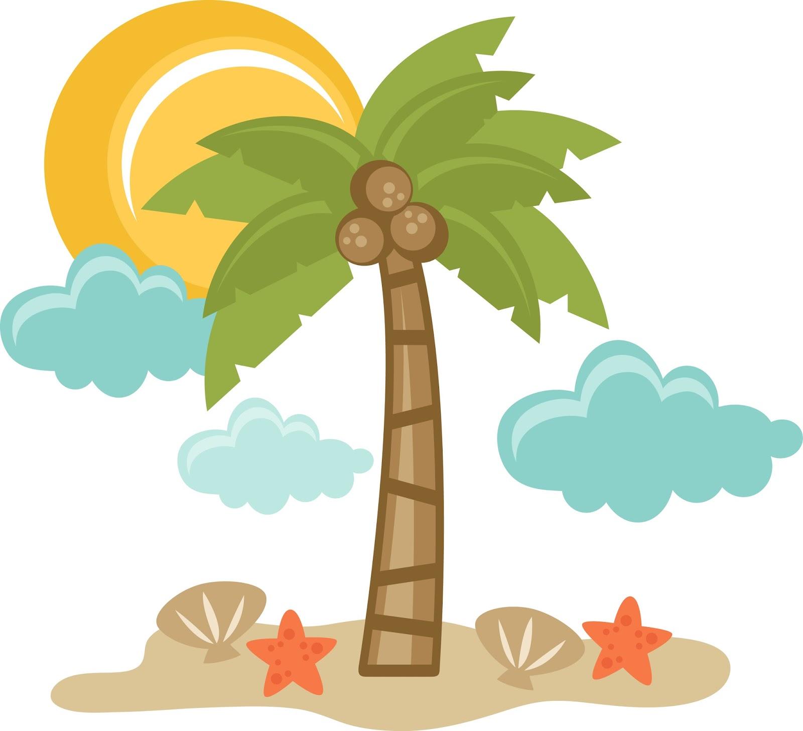 Beach clipart cute beach – Cliparts on Cute Art
