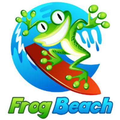 Beach clipart frog Frog Beach Choperia Beach (@frog_beach)