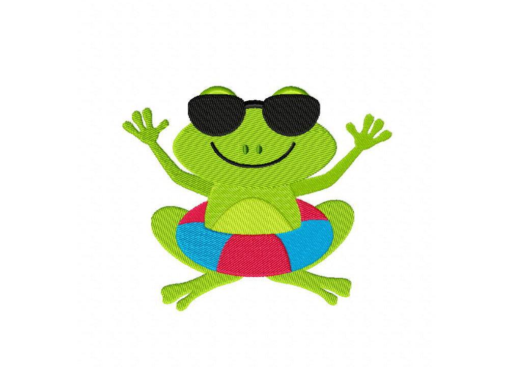 Beach clipart frog Design Design Beach Daily Beach