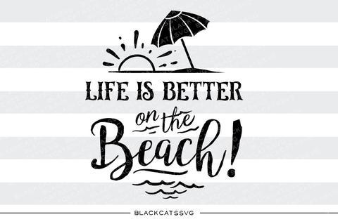 Beach clipart life Svg SVG SVG is better