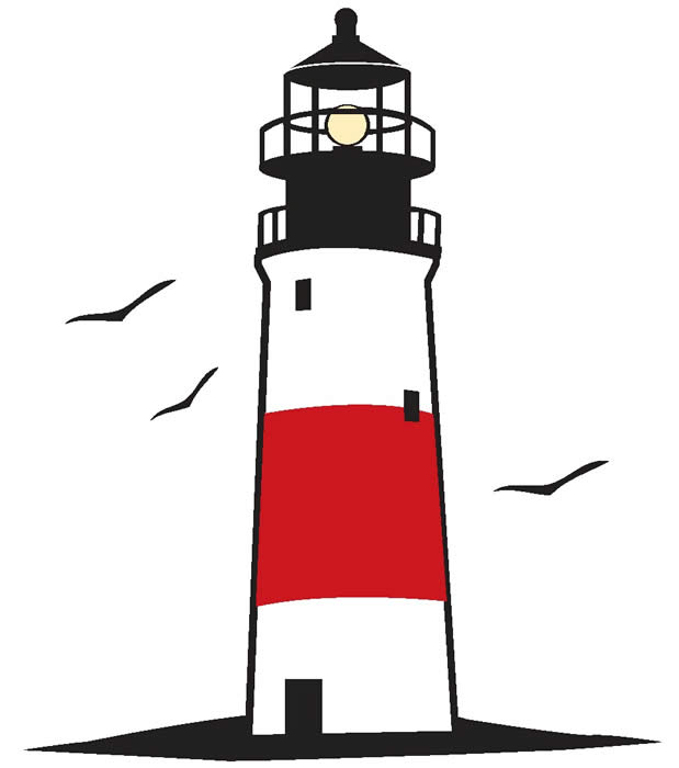 Lighhouse clipart kid Clipartix This lighthouse clipart images
