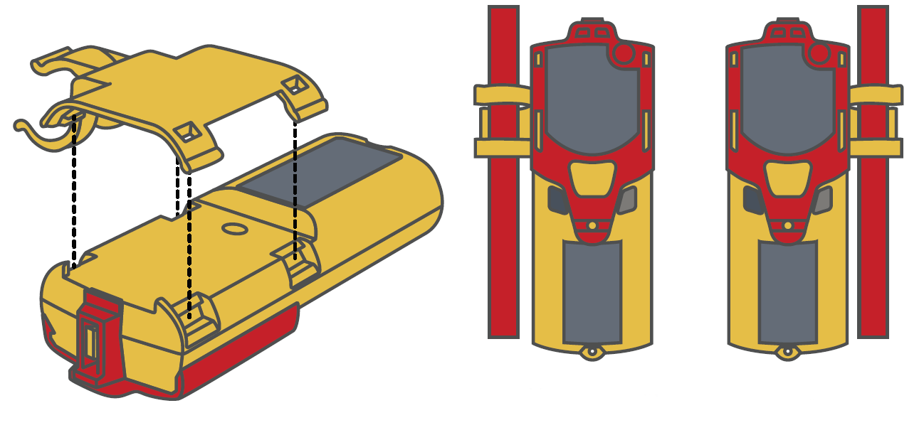 Beacon clipart our world Emergency man marine beacon overboard
