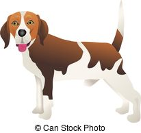Beagle clipart  Beagle doggy  Illustrations