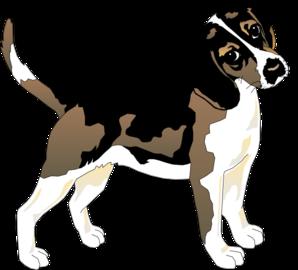 Beagle clipart Black Downloads Beagle vector Copper