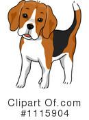 Beagle clipart Dog (RF) Beagle #1 Clipart