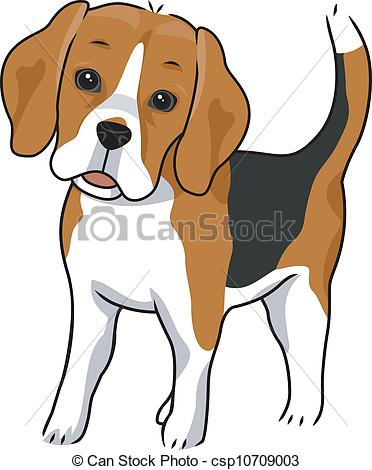 Pie clipart psy Clipart Beagle drawings #6 Beagle