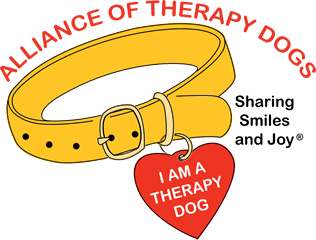 Beagle clipart therapy dog Alliance  Therapy A Retina