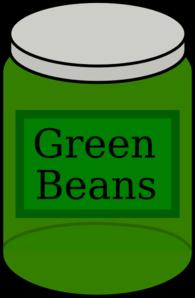 Beans clipart can bean Clip Jar com Beans vector