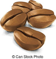 Cacao clipart 27 clipart bean Illustrations Coffee