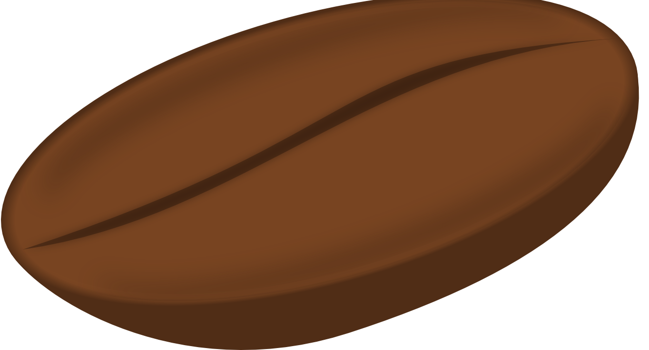 Bean clipart cofee Black And Clipart coffee%20bean%20clipart%20black%20and%20white White