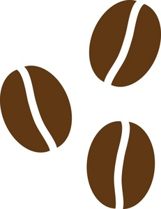 Bean clipart cofee  Clipart Coffee Bean