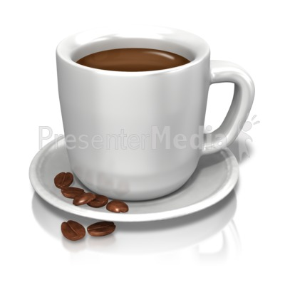Templates  clipart heraldic For Great Coffee Clipart Beans