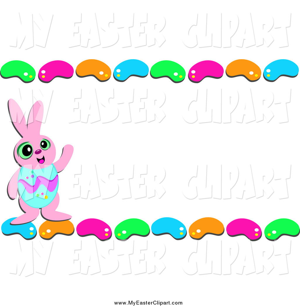 Bean clipart colorful Art Bunny Jelly Pink of