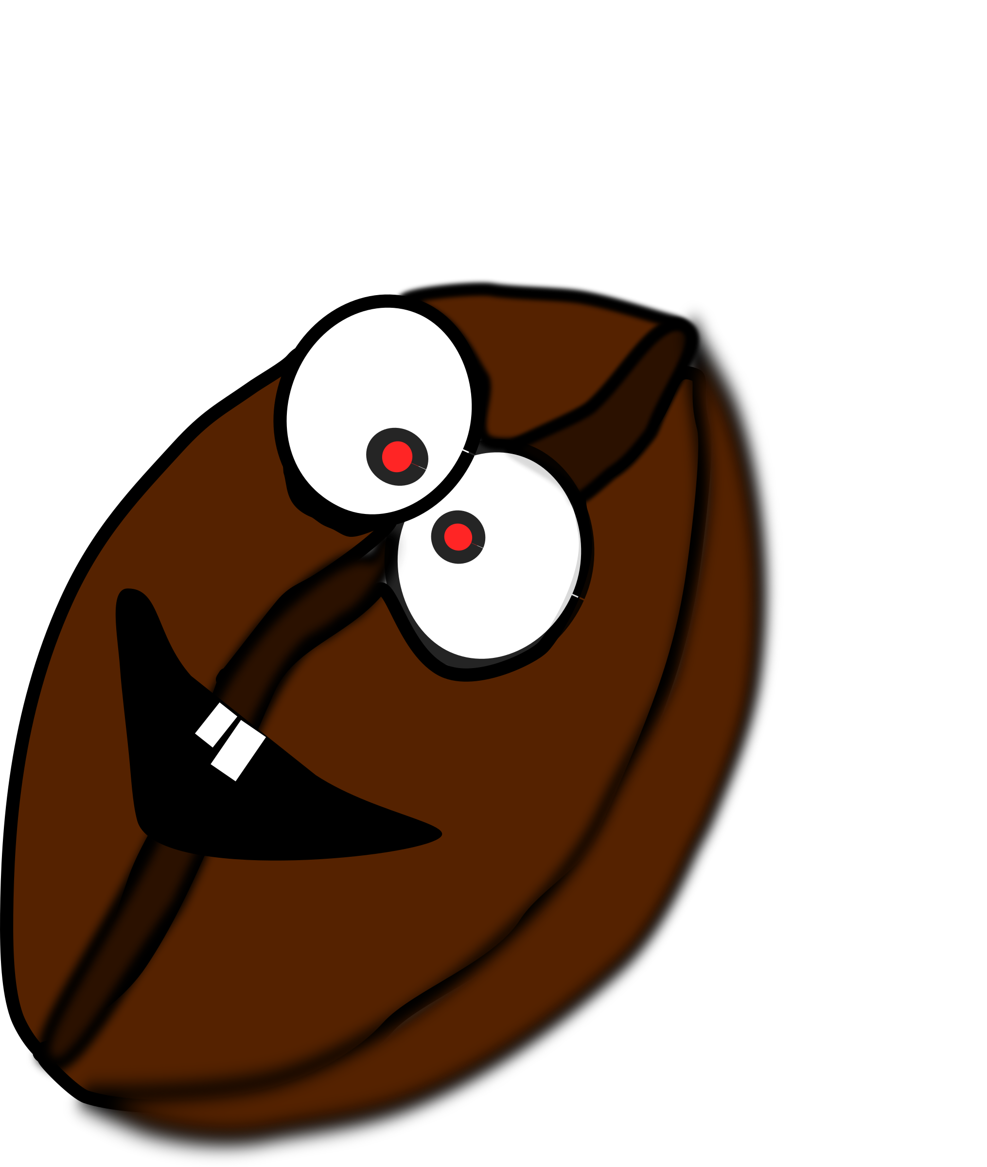 Beans clipart face Colombiano Cafesito BIG (PNG) IMAGE