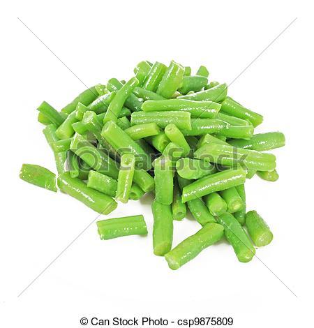 Beans clipart green vegetable Stock vegetable Frozen of green