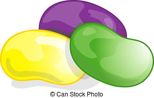 Bean clipart jello And  Jelly Beans 6