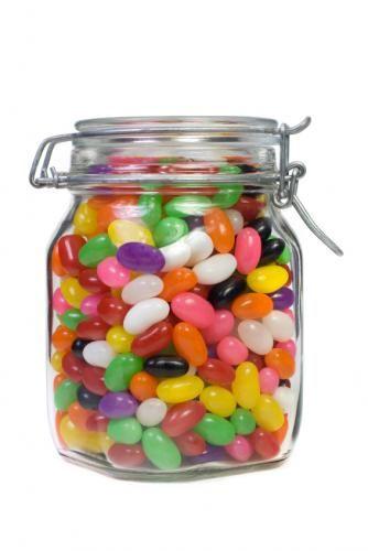 Bean clipart jelly bean jar Jelly du ART tableau clip