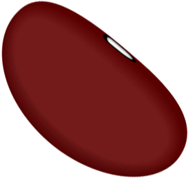 Bean clipart magic bean  kidney_bean_sm10 png
