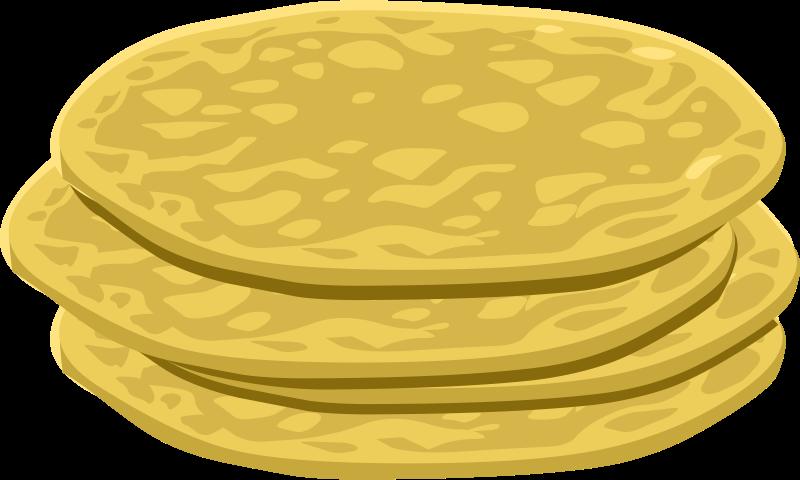 Beans clipart tortilla Tortilla cliparts Tortilla Clipart