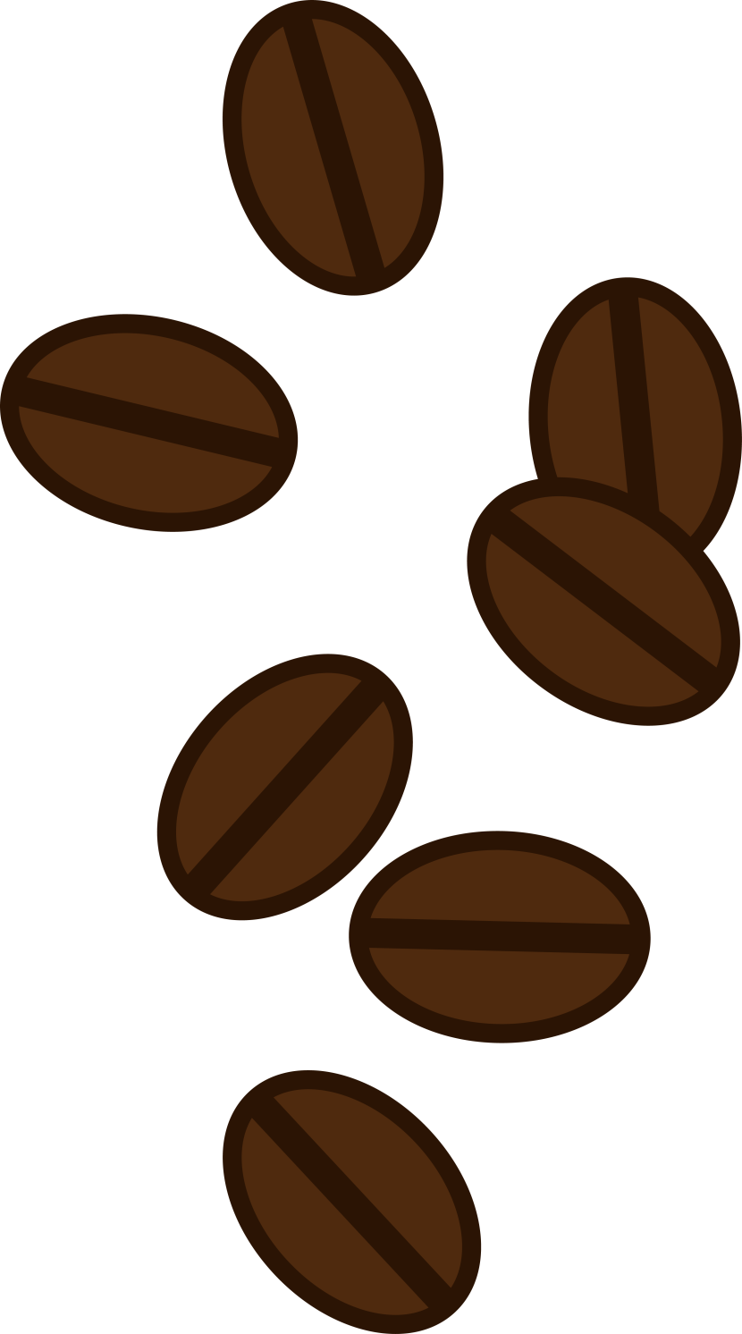Bean clipart vector Com Coffee Clipartion Clipart Clipart