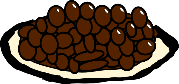 Beans clipart funny Clipart Download drawings Download #20
