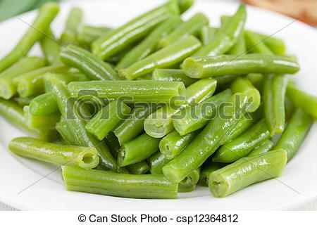 Beans clipart can bean Beans green plate boiled green