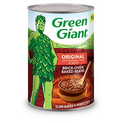 Beans clipart green vegetable Canned & Baked Giant® Beans
