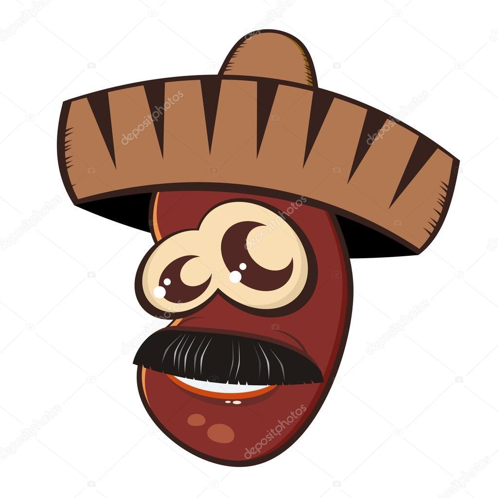 Beans clipart pinto bean Bean Mexican — bean mexican