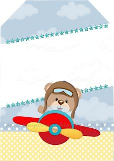 Bear clipart aviator #14