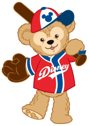 Baseball clipart bear Clipart Bear  the Duffy