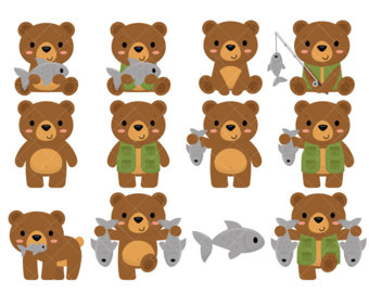 Bear clipart firefighter Fighter / Fire / Engine