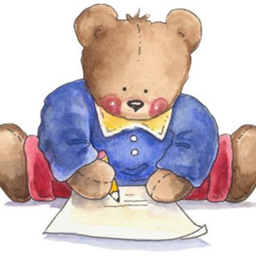 Bear clipart kindergarten #15